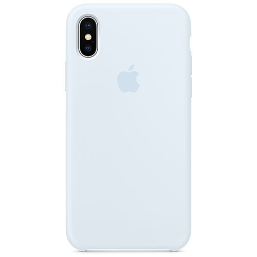 Funda de Silicon iPhone X/XS