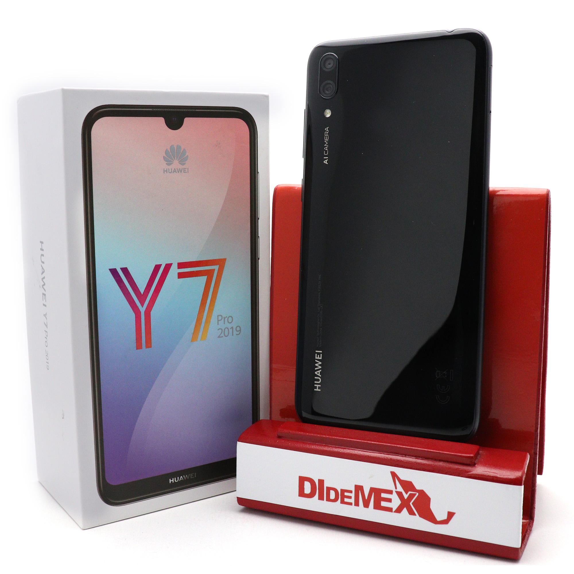 Huawei Y7 PRO 2019 32gb Negro