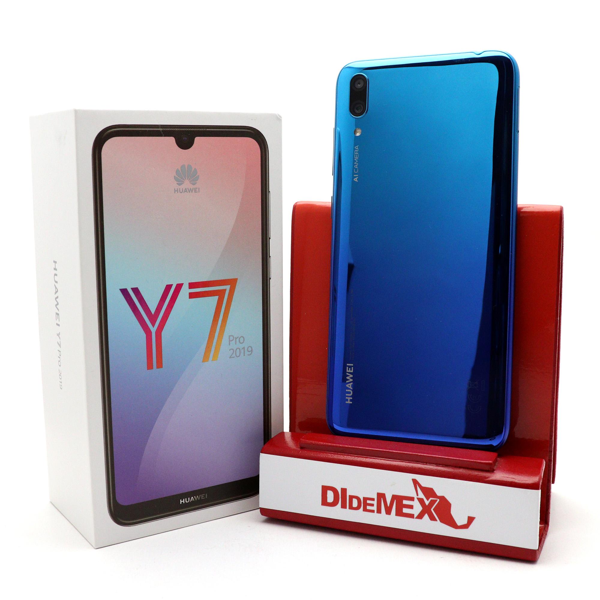 Huawei Y7 PRO 2019 32gb Azul