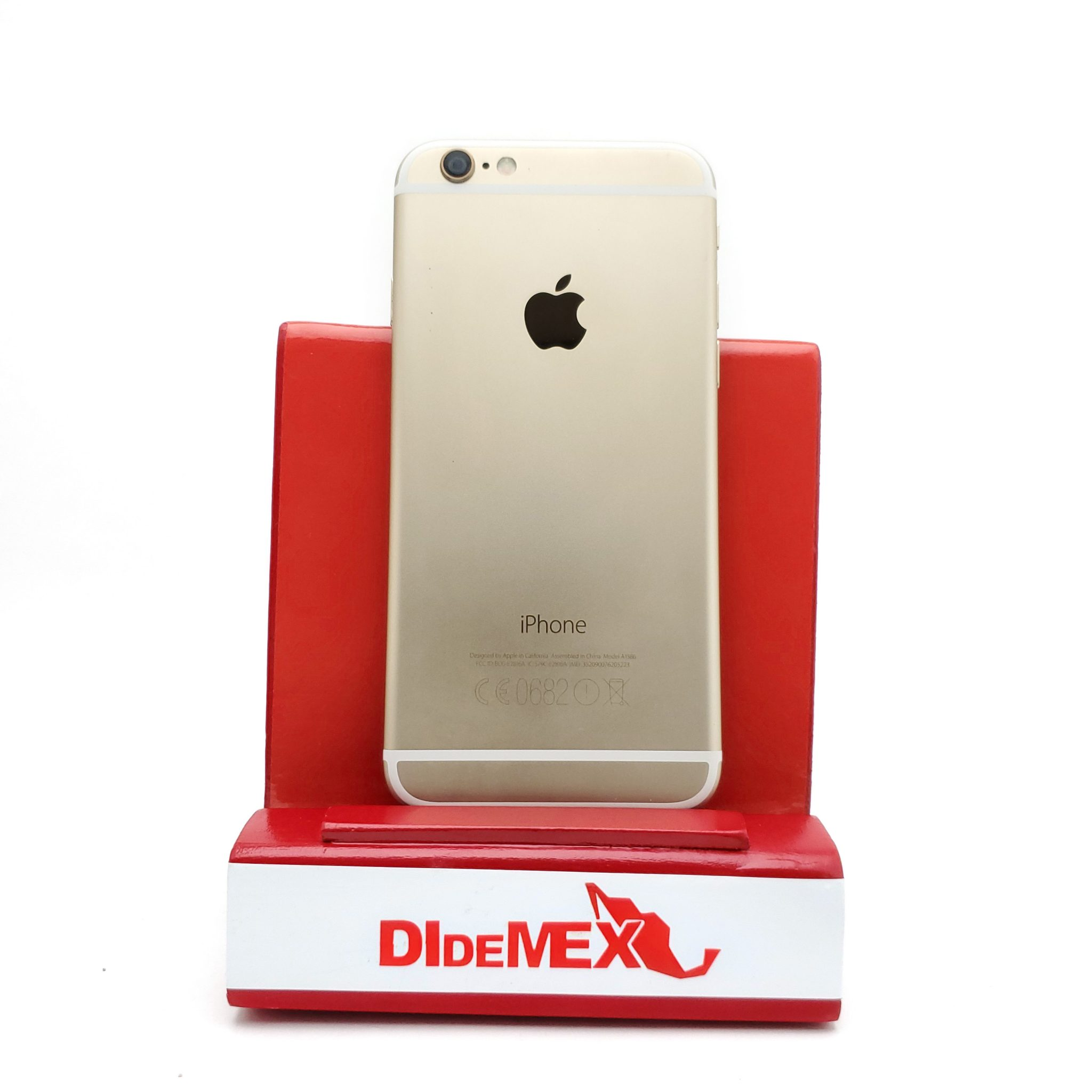 Apple iPhone 6 de 16gb Dorado