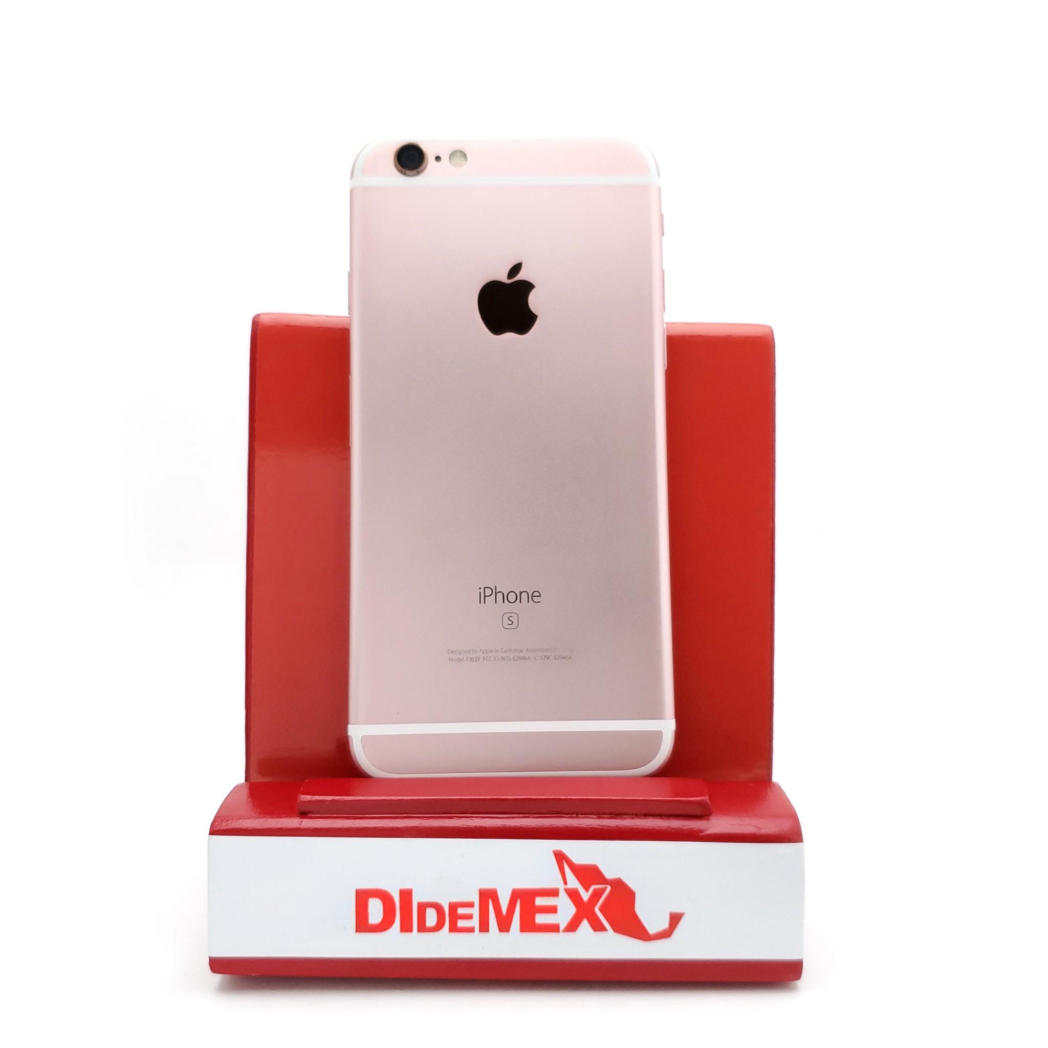 Apple iPhone 6S de 16gb Rose Gold