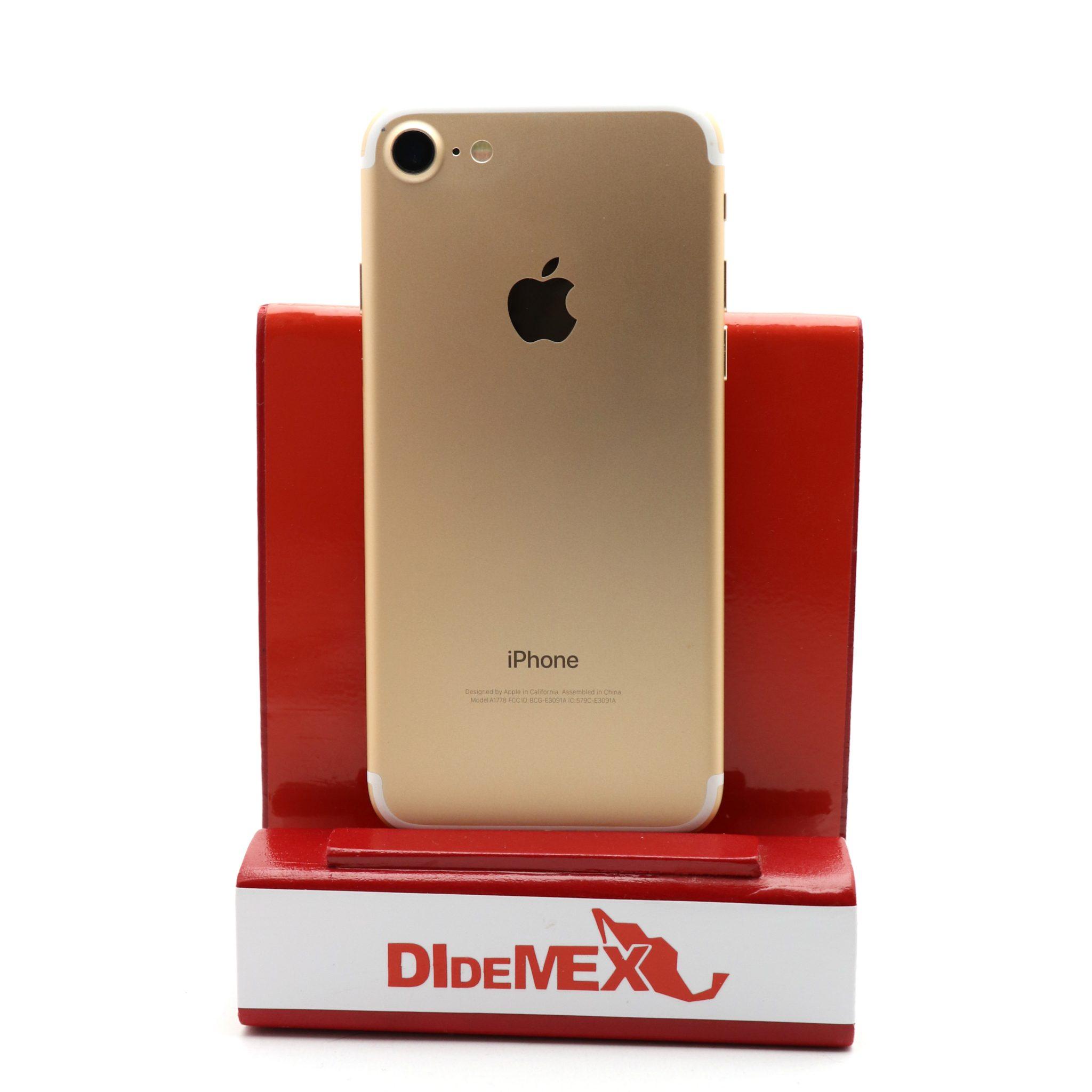 Apple iPhone 7 de 128gb Gold