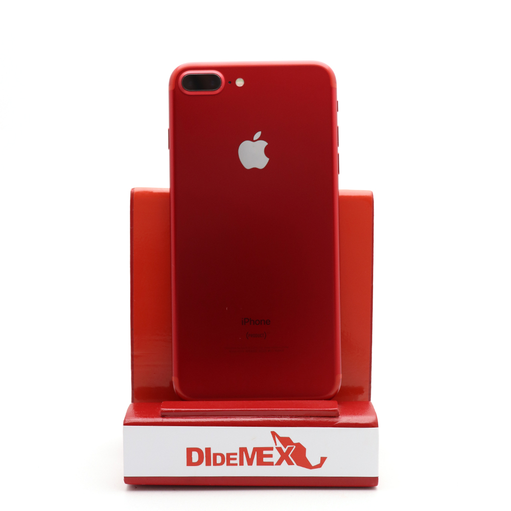 Apple iPhone 7+ Plus de 128gb Rojo