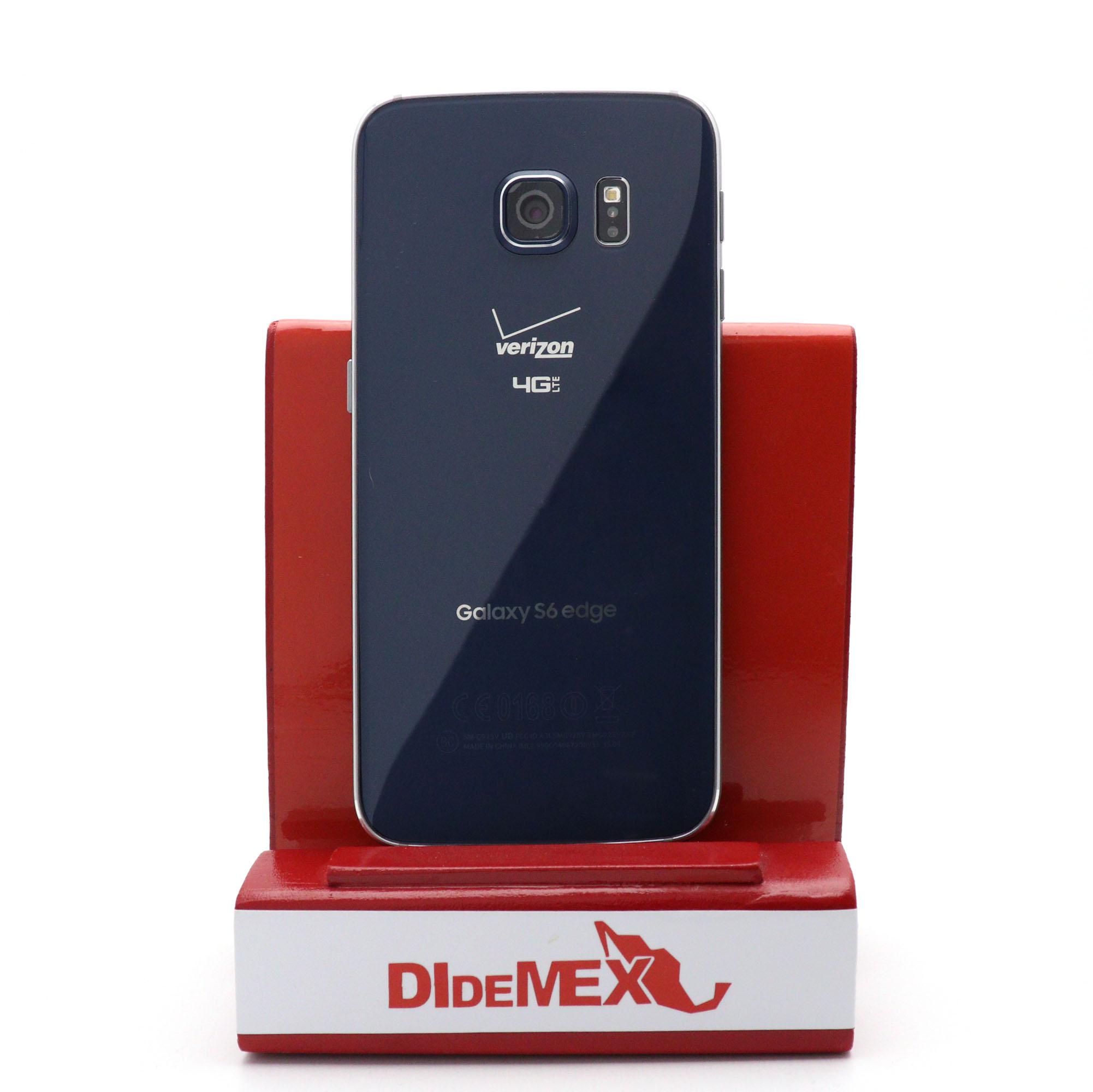 Samsung Galaxy S6 Edge 64gb Negro