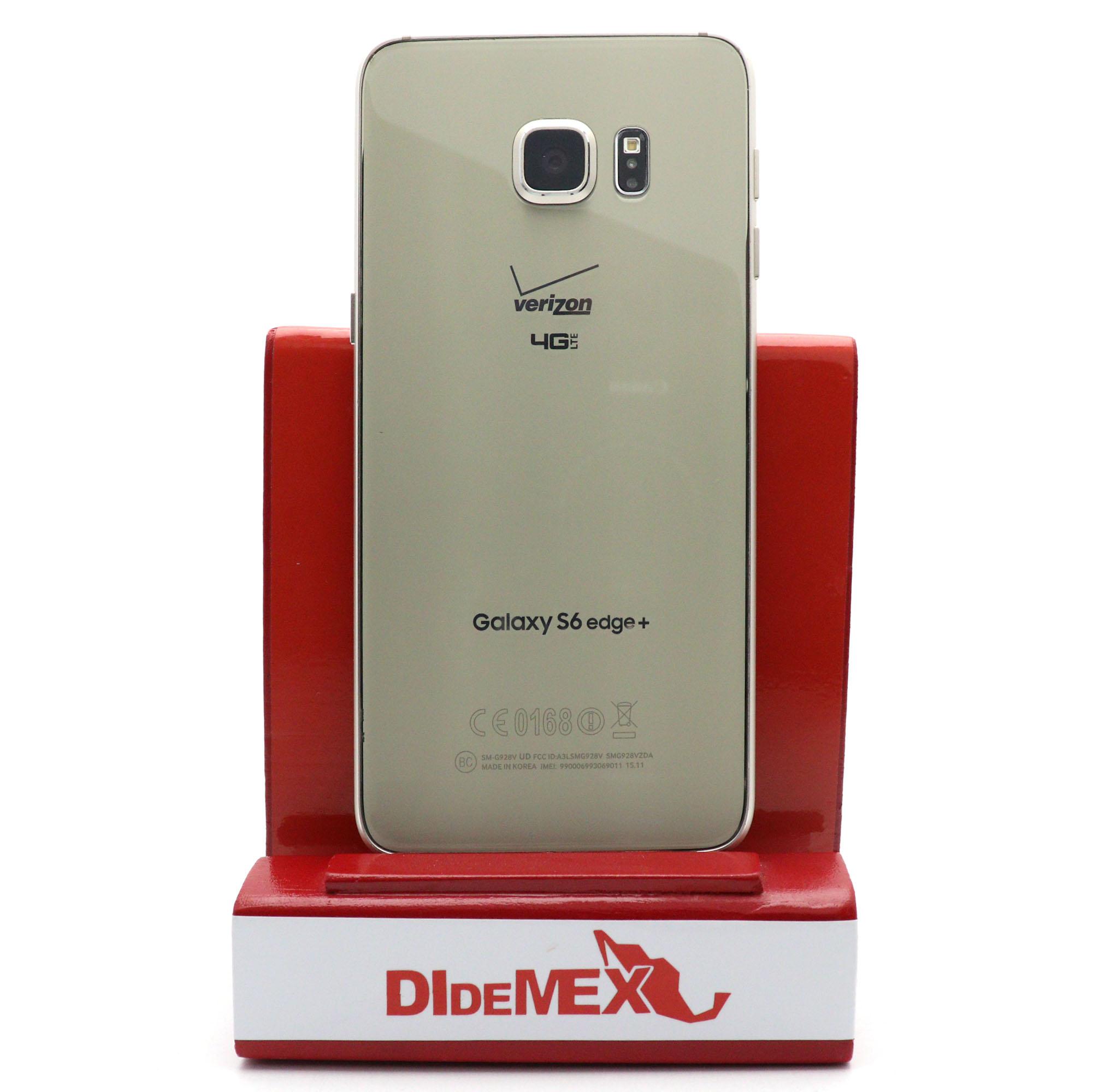 Samsung Galaxy S6 Edge+ (Plus) 32gb Dorado