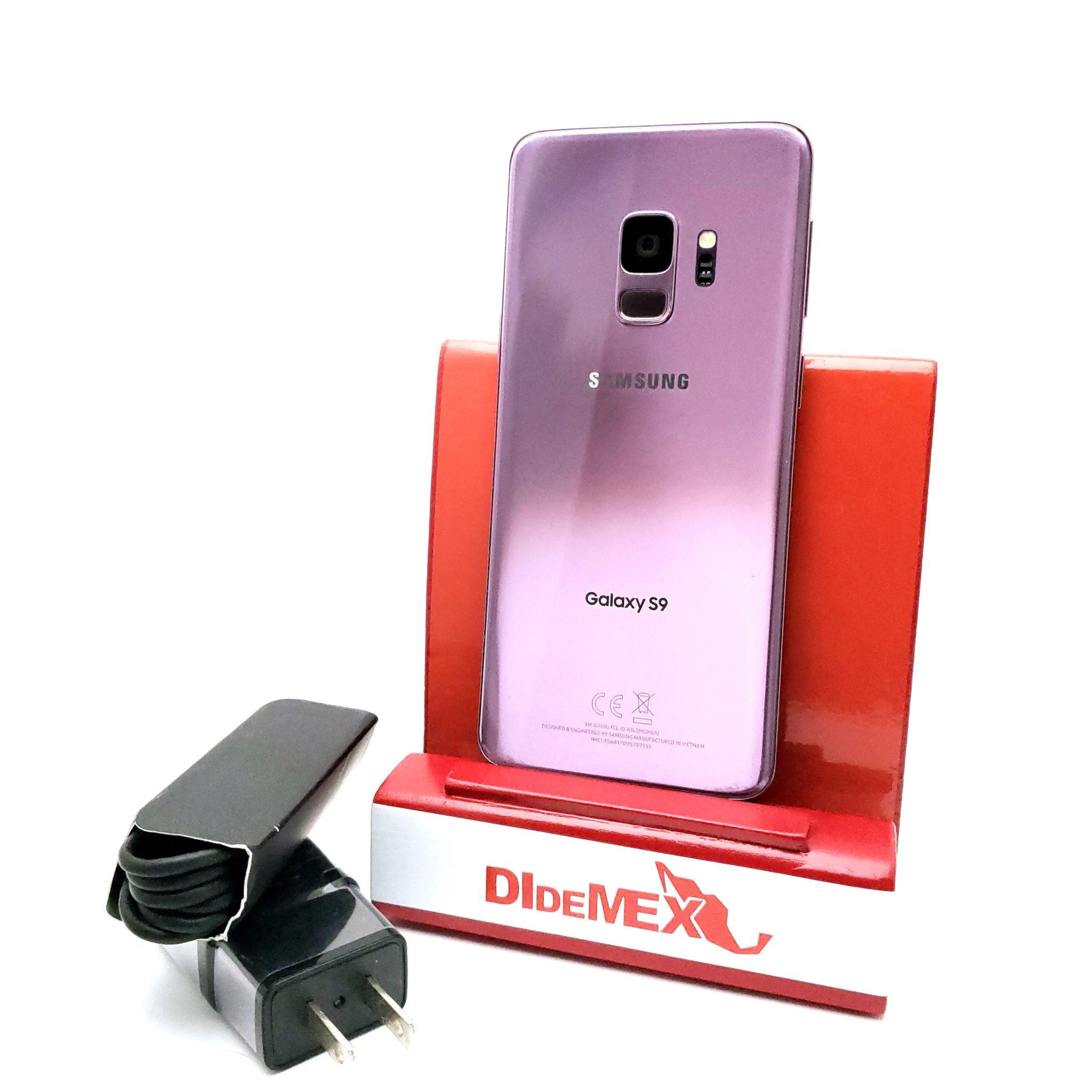 Samsung Galaxy S9 64gb Liliac